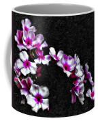 Cascade Painted  Coffee Mug