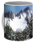 Cascade Splendor  Mount Fury Coffee Mug