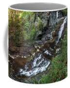 Cascadilla Falls Creek Gorge Trail Giant's Staircase Coffee Mug