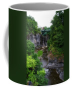 Cascadilla Gorge Cornell University Ithaca New York 01 Coffee Mug