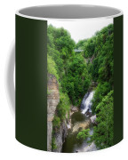 Cascadilla Waterfalls Cornell University Ithaca New York 01 Coffee Mug