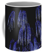 Cascading Fireworks Coffee Mug