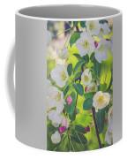 Cascading Flowers Coffee Mug
