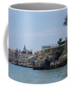 Cascais, Portugal, From Conceicao Beach Coffee Mug