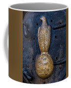 Case Threshing Machine Eagle Emblem Coffee Mug