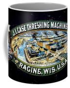 Case Threshing Machine Co Coffee Mug