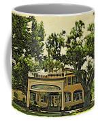 Casements Green Coffee Mug