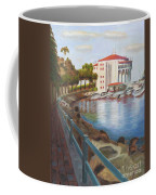 Casino In Avalon Coffee Mug