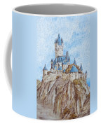 Castle On The River Rhine Coffee Mug