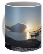 Cast A Giant Shadow... Reine Lofoten Coffee Mug
