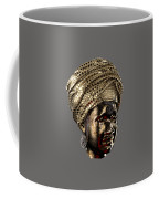 Cast In Character 2013 - Side View Transparent With Red Spotlight Coffee Mug