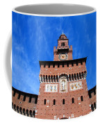 Castello Sforzesco Tower Coffee Mug