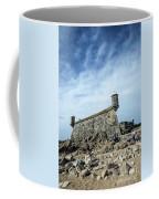 Castelo Do Queijo Old Fort Landmark In Porto Portugal Coffee Mug