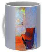 Castillo De San Marcos Bench Coffee Mug