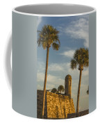 Castillo De San Marcos Dawn II Coffee Mug