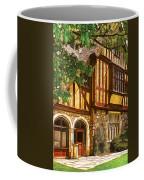 Castle - Castle IIi Coffee Mug by Mike Savad