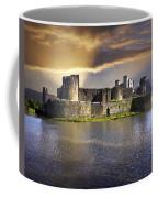 Castle At Dawn Coffee Mug