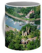 Castle At Glen Island Coffee Mug