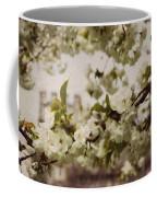 Castle Blossoms Coffee Mug