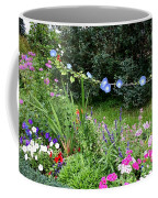 Castle Garden In Germany Coffee Mug