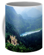 Castle Hohenschwangau 2 Coffee Mug