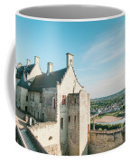 Castle In Chinon Coffee Mug