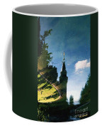 Castle In The Lake Coffee Mug