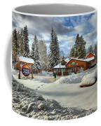Castle Mountain Chalets Panorama Coffee Mug
