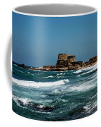 Castle Of Herod The Great Coffee Mug