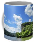 Castle Rock - Pembroke Virginia Coffee Mug