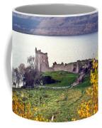 Castle Ruins Scotland Coffee Mug