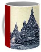 Castles On The Beach Coffee Mug