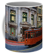 Castro Street Trolley Coffee Mug