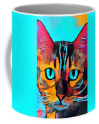 Cat 10 Coffee Mug