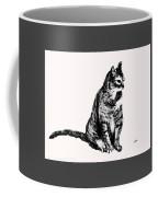Cat 2 Coffee Mug