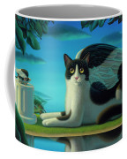 Cat And Mouse 2 Coffee Mug