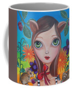 Cat And Mouse Coffee Mug