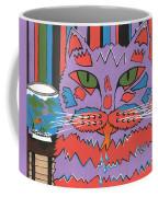 Cat Attack Coffee Mug