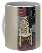 Cat Chair Coffee Mug