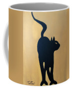 Cat Dance..... Optical Illusion Coffee Mug