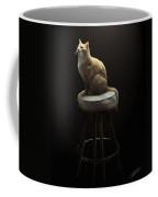 Cat In Repose Coffee Mug