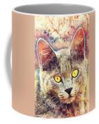 Cat Kiara Coffee Mug