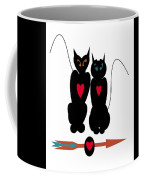 Cat Love Coffee Mug