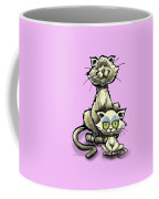 Cat N Kitten Coffee Mug