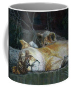 Cat Nap Coffee Mug