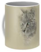 Cat, Nikita Il Gatto. Coffee Mug