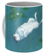 Cat On Vacation Coffee Mug
