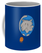 Cat Planet Coffee Mug