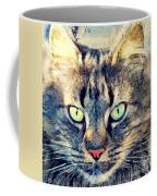 Cat Simba Coffee Mug