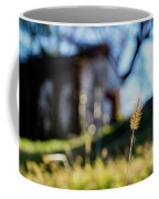 Cat Tail Coffee Mug
